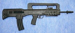 5,56 mm HS Produkt VHS-D assault rifle