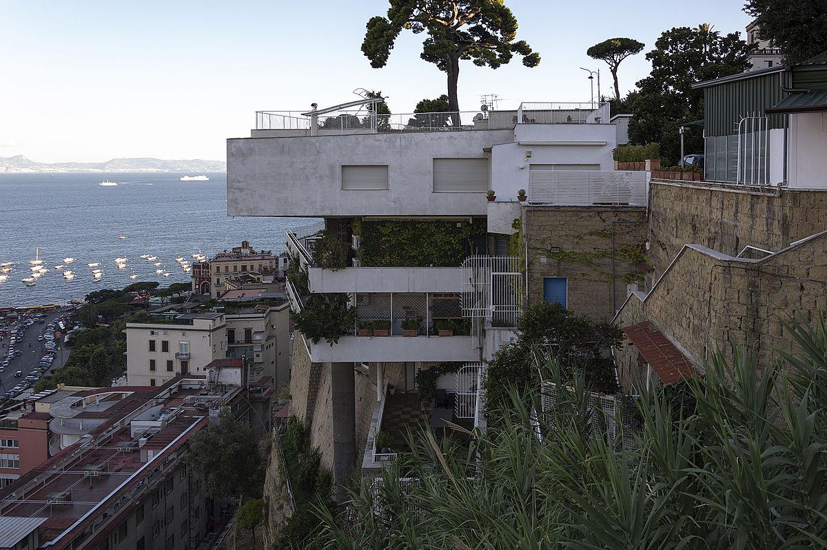 Villa Crespi Napoli  Wikipedia