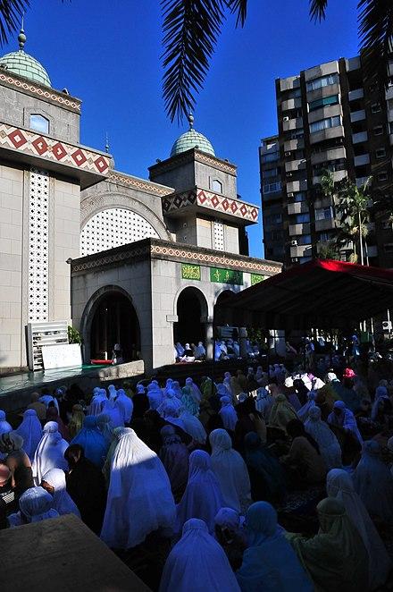 Perkembangan Islam Di Sudan : perkembangan, islam, sudan, Islam, Taiwan, Wikiwand