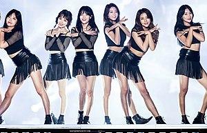 Korean Girl Wallpaper Pack Aoa Group Wikipedia