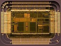 Mikroişlemci von Neumann mimarisinin temel öğelerindendir.