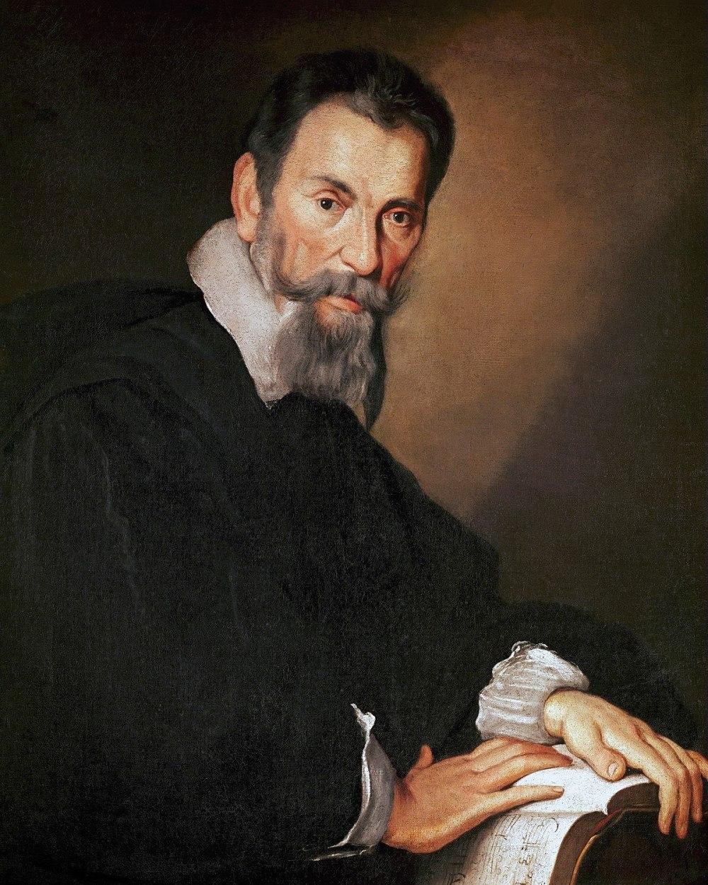 medium resolution of Claudio Monteverdi - Wikipedia