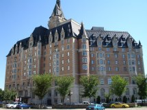 Bessborough Hotel Saskatoon