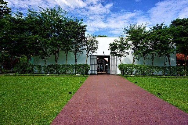 Changi Museum, Singapore - www.joyofmuseums.com - external