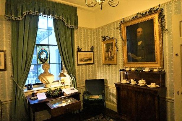 Charles Dickens Morning Room