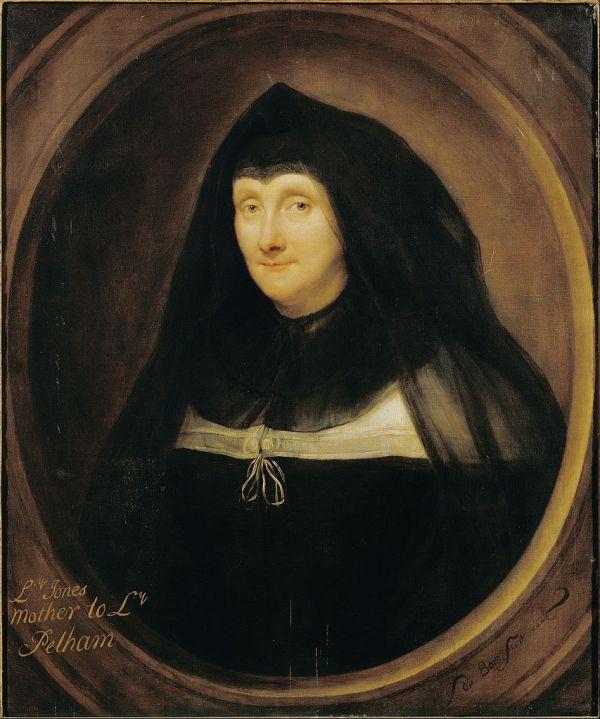 Lady Elizabeth Jones