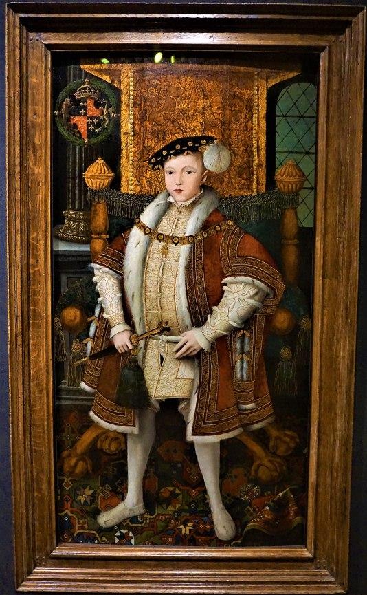 Edward VI of England - National Portrait Gallery, London