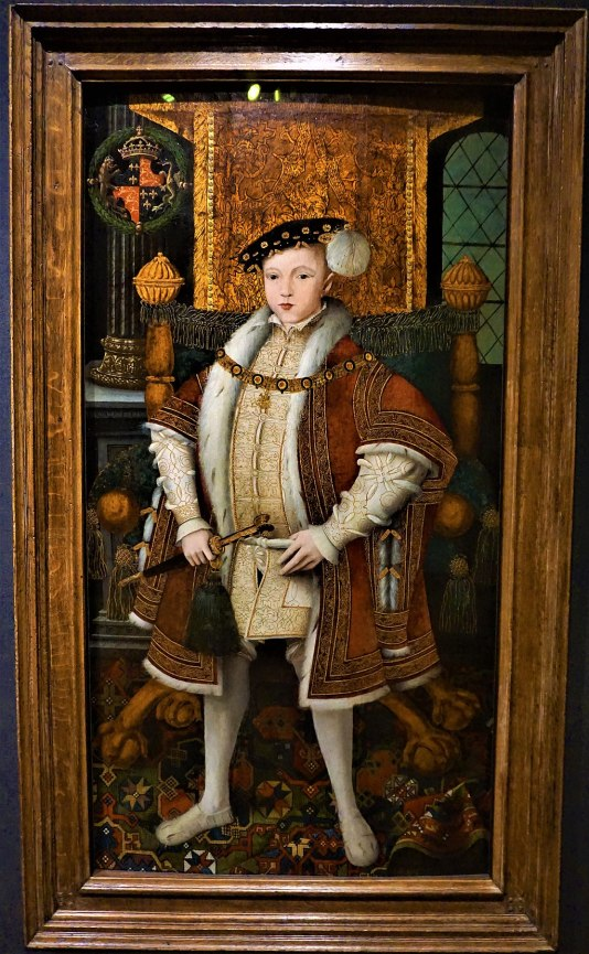 Edward VI of England - National Portrait Gallery, London