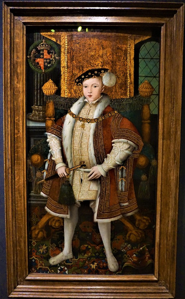 Edward VI of England - Joy of Museums - National Portrait Gallery, London