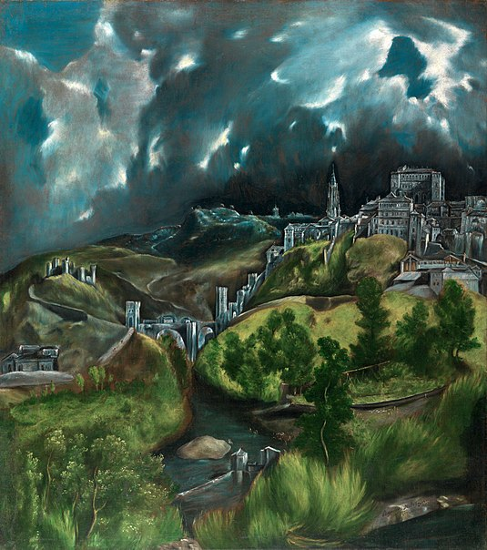 View of Toledo, El Greco
