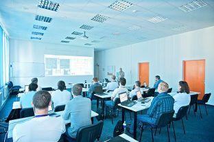 FL Technics Training - Inside the class