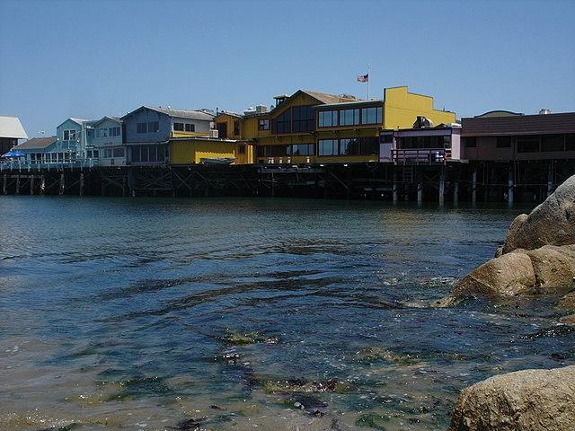 FileFishermans Wharf Montereyjpg  Wikipedia