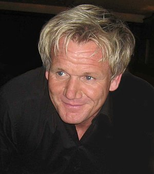 English: Gordon Ramsay portrait