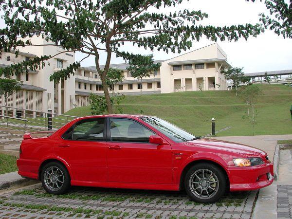 Honda Accord Sixth Generation - Wikipedia