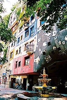 Hundertwasserhaus  Wikipedia