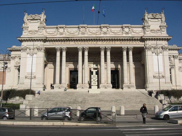 Galleria Nazionale 'arte Moderna - Wikipedia