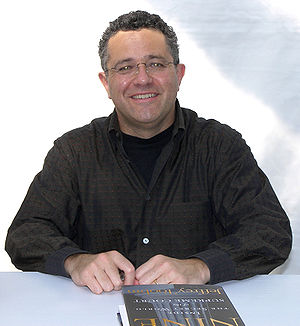 Jeffrey Toobin at the 2007 Texas Book Festival...