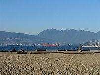 Jericho Beach, Vancouver, BC