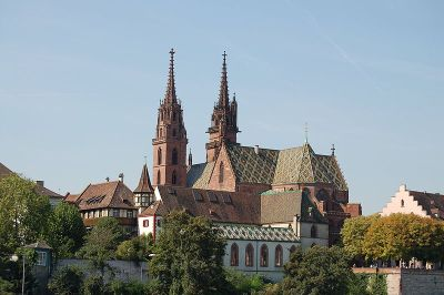 Catedral de Bâle