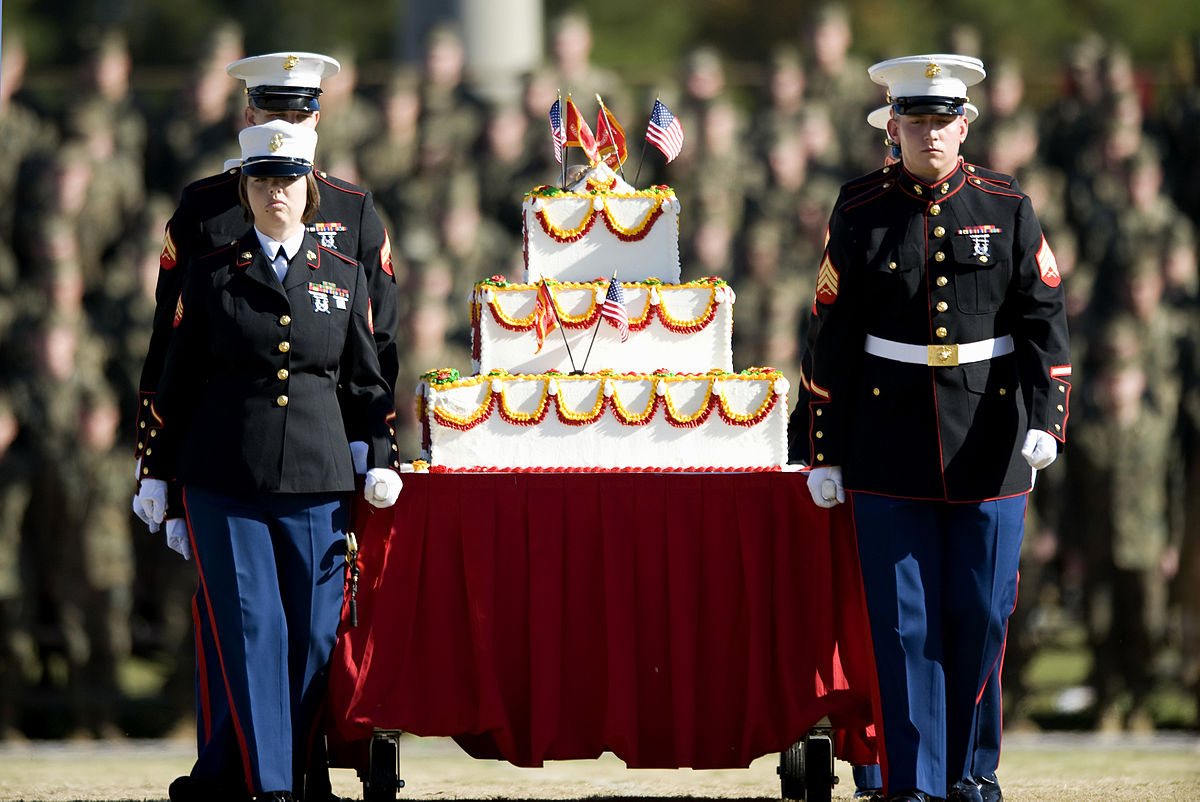 United States Marine Corps Birthday Wikipedia