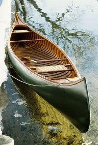 English: Morris 16' canoe