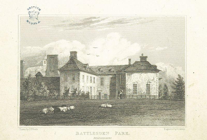 Battlesden Park, Bedfordshire 1818