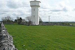 English: Oran Beg The water tower familiar to ...