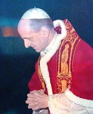 Tiếng Việt: Đức Giáo Hoàng Phao-lô đệ lục
