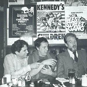 Harvey Fierstein, Robert Patrick and Doric Wilson.