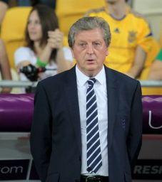 Roy Hodgson Euro 2012 vs Italy