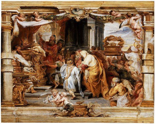 Covenant Old Testament Sacrifices