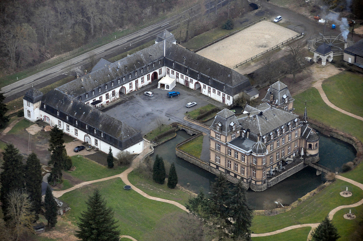 Schloss Ahrenthal Wikimedia Commons
