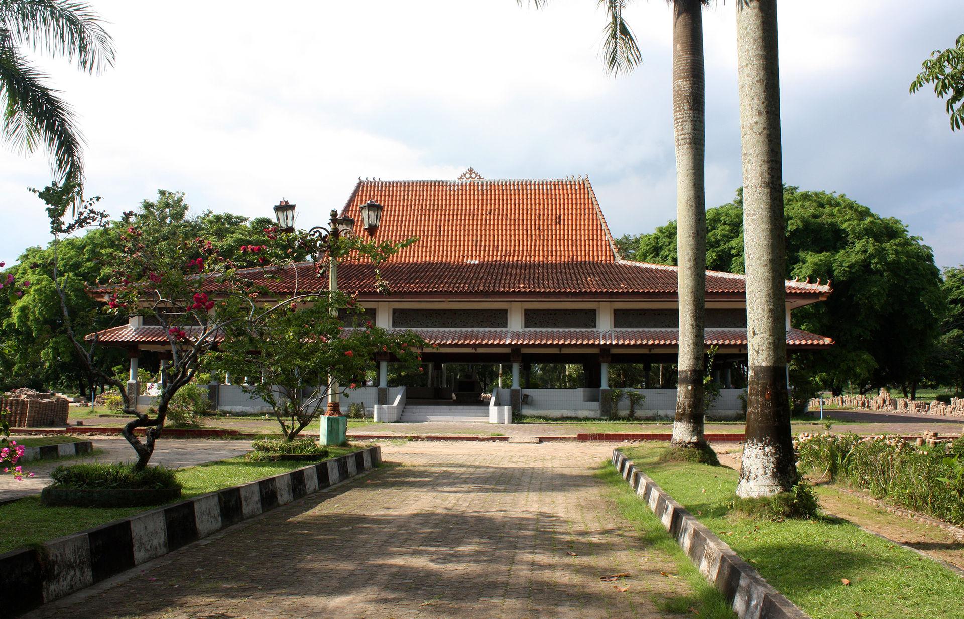Taman Purbakala Kerajaan Sriwijaya  Wikipedia bahasa