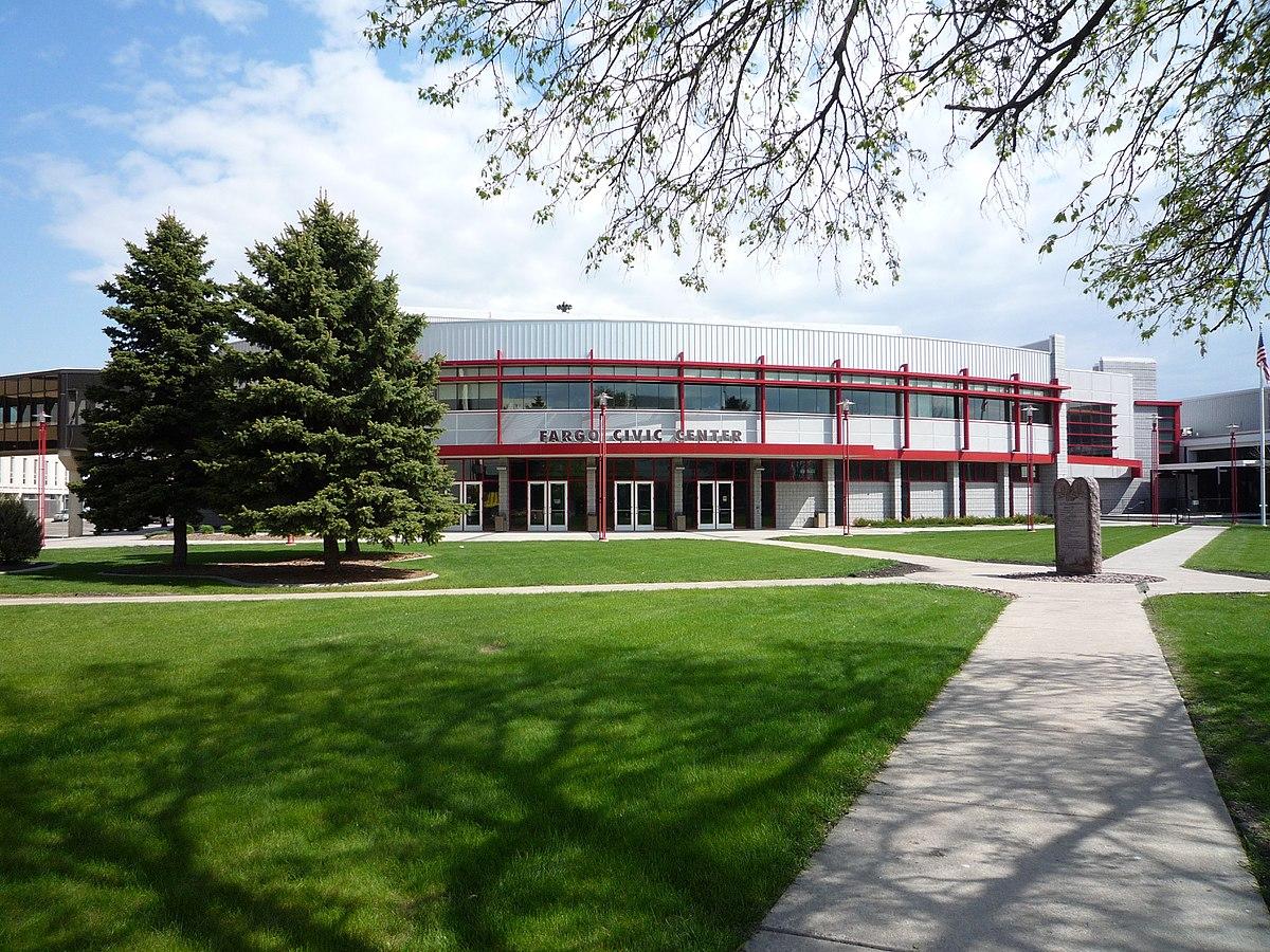 Fargo Civic Center  Wikipedia