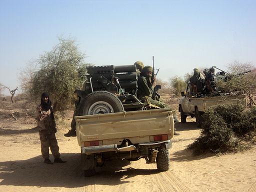 Al-Qaida rejoint par ses militants du Maghreb au Mali (8142141394)