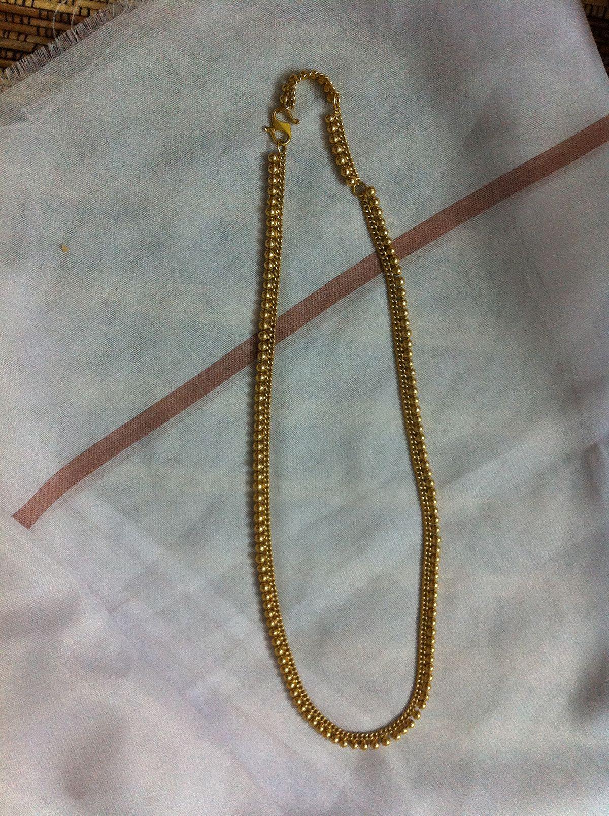 Baby Gold Chain Boy : chain, Aranjanam, Wikipedia