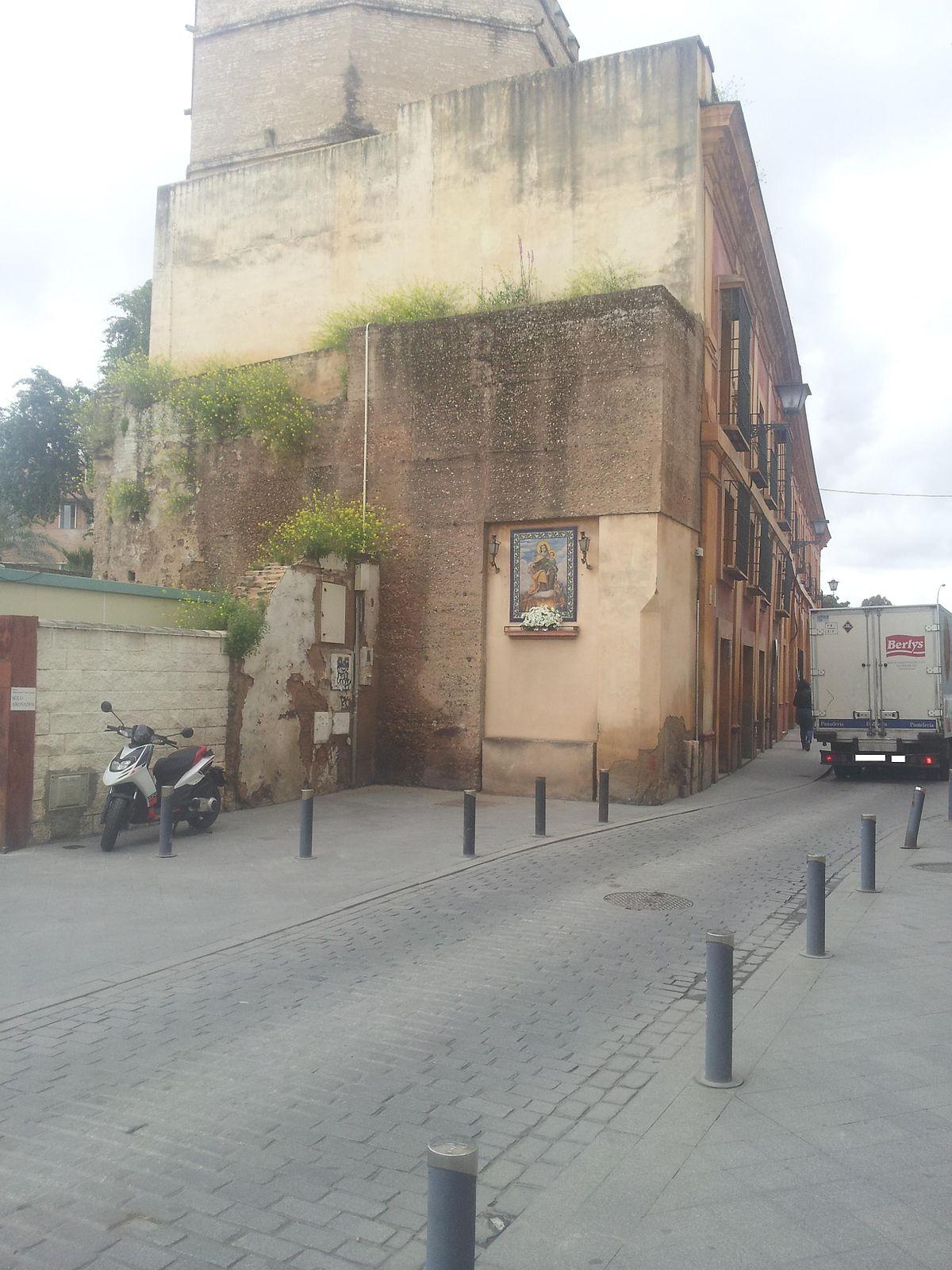 Postigo del Carbn Sevilla  Wikipedia la enciclopedia libre