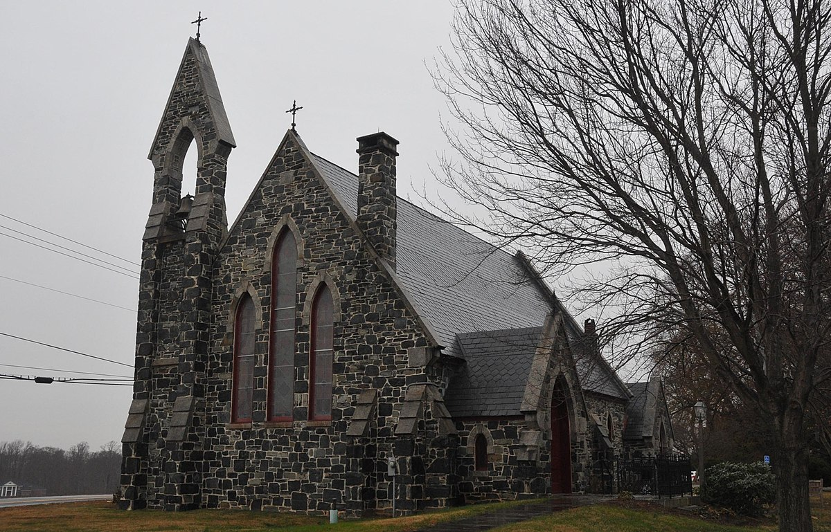 Church Of The Holy Trinity Churchville Maryland Wikipedia