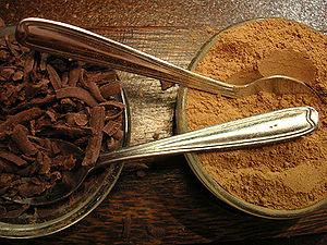 Chocolate and cinnamon as part of the Uruguaya...