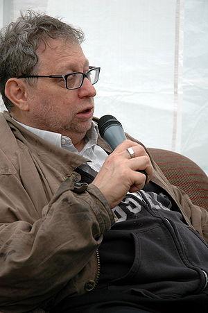 Danny Schechter (www.newsdissector.com) at hsf...