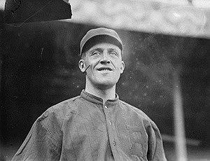 Major League Baseball player Ensign Cottrell