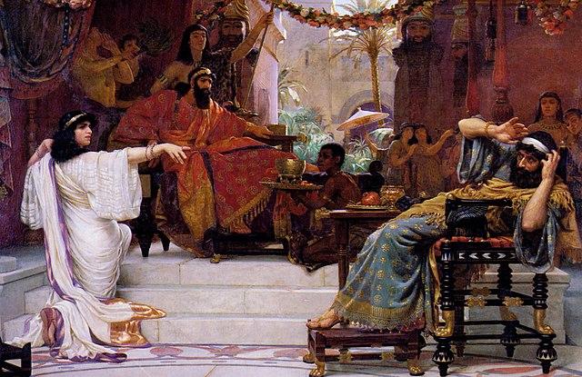 부림절 Purim과 부르 pur의 뜻 - 에스더 이야기