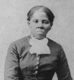 English: cropped version of Image:Harriet Tubm...