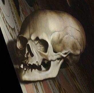 Holbein Skull