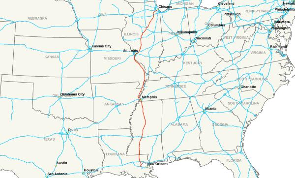 Interstate 55 Wikipedia