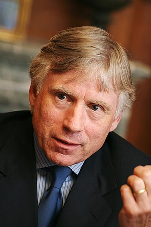 English: Lee Bollinger in 2007.