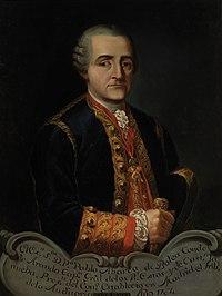 Conde Pedro Pablo Abaraca Y Bolea D'Aranda