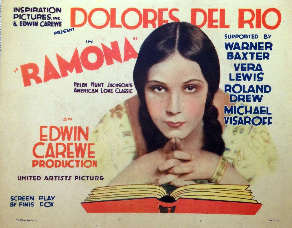 Ramona film 1928  Wikipedia