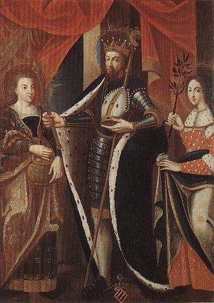 Saint Goéry et ses filles