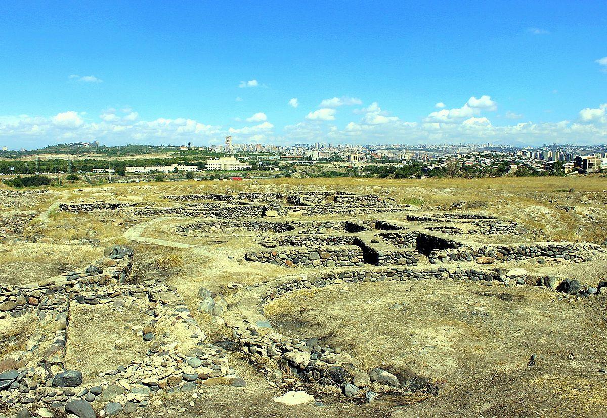 Shengavit Settlement Wikipedia